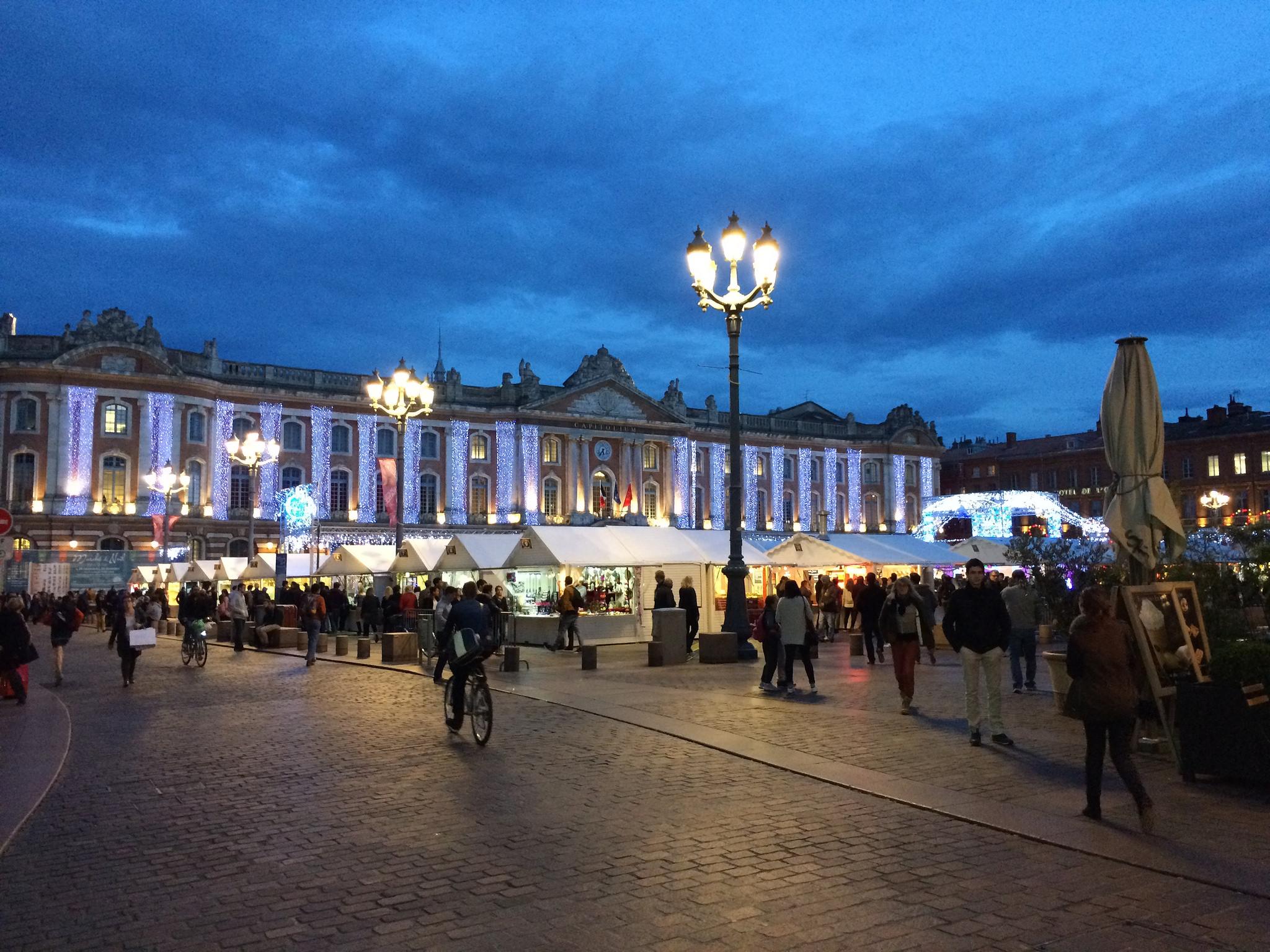Toulouse Xmas Market