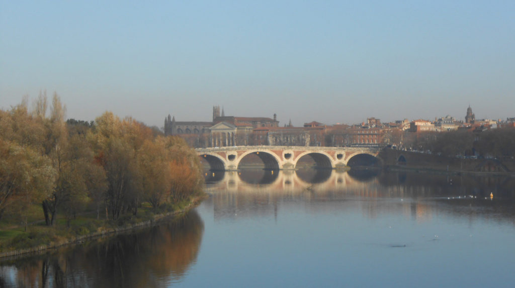 pont-neuf Toulouse photo