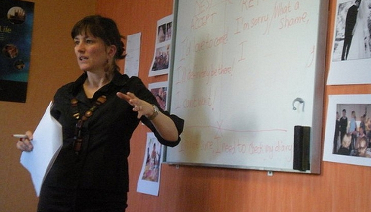 TEFL Toulouse teaching practice